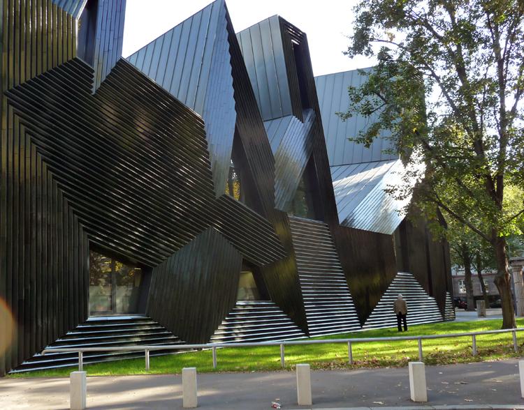 Synagoge Mainz-Manuel Herz Architects