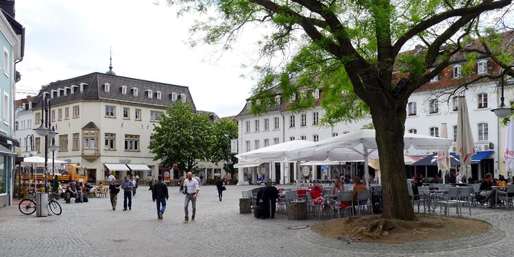 St.Johanner Markt